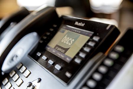 VoIP Becs IT weert limburg leverancier