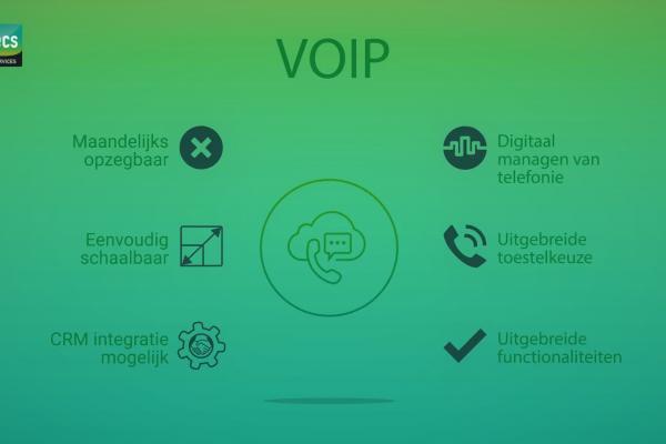ISDN stopt becs VOIP neemt het over