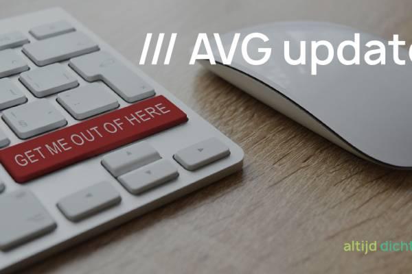 AVG update: Cijfers 2018 en praktijkvoorbeelden van de Autoriteit Persoonsgegevens