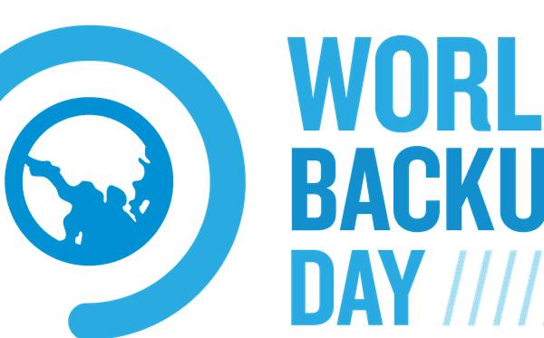 Alert: Wereld back-up dag 31-03-2019