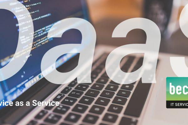 Nieuwe dienst: Device as a Service (DaaS)